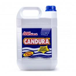 Agua Sanitaria 5lt Candura