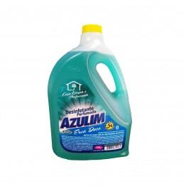 Desinfetante 5lt Azulim Pronto Uso Erva Doce