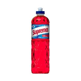 Detergente Liquido 500ml Suprema Frutas Vm