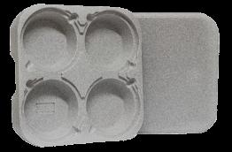 Suporte Marmitex 8 Knauft C/5 Bandeja Isoporor
