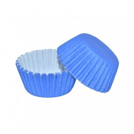 Forminha Papel 06 1,8x2x1,2 C/100. Azul Esc Pc 10