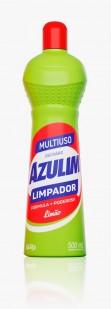 Limpador Multi Uso 500ml Azulim Verde Limao